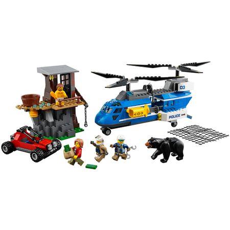 LEGO City  - Detenção na Montanha