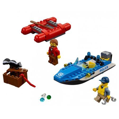 LEGO City - Fuga no Rio Furioso