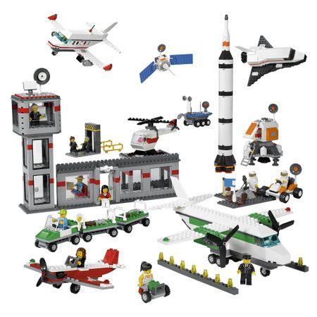 Aeroporto e Centro Espacial