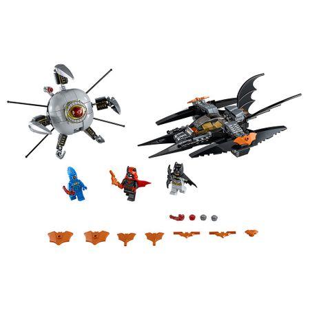 LEGO Super Heroes DC Comics - Batman: Combatendo o Ciborgue OMAC