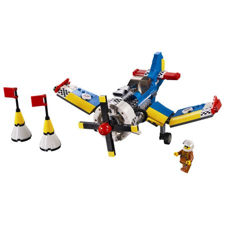 LEGO Creator - Modelo 3 Em 1: Aeronaves de Corrida