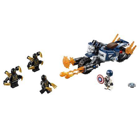 LEGO Marvel Super Heroes - Capitão América: Ataque Outriders