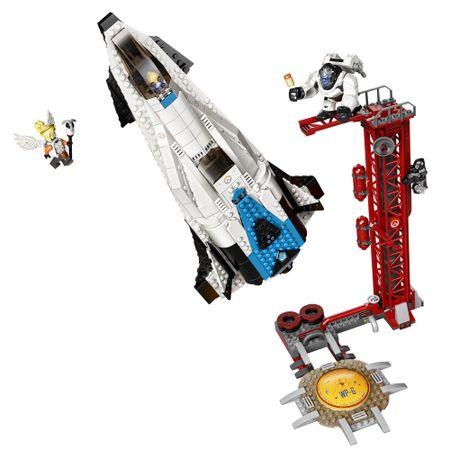 LEGO Overwatch - Ponto de Vigia: Gibraltar