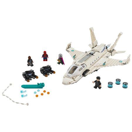 LEGO Marvel Super Heroes - Jato Stark e Ataque de Drones