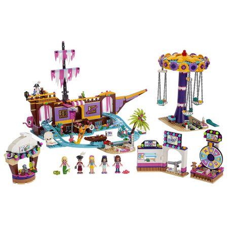 LEGO Friends - Cais Divertido da Cidade de Heartlake