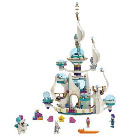 LEGO Movie - Palacio Espacial Nem-Tanto-Pavoroso da Rainha Flaseria FalSian