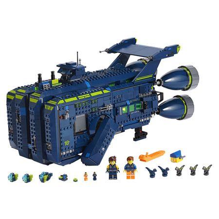 LEGO Movie - O Rexcelsior!