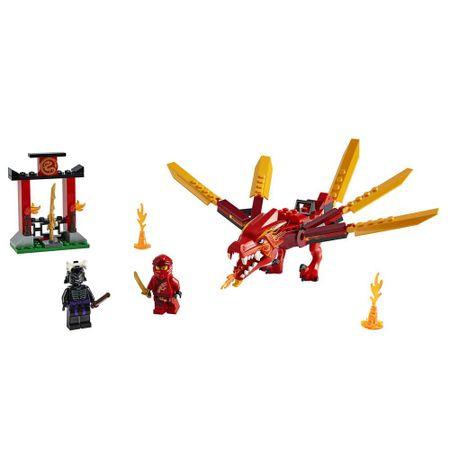 LEGO Ninjago - Dragao do Fogo do Kai