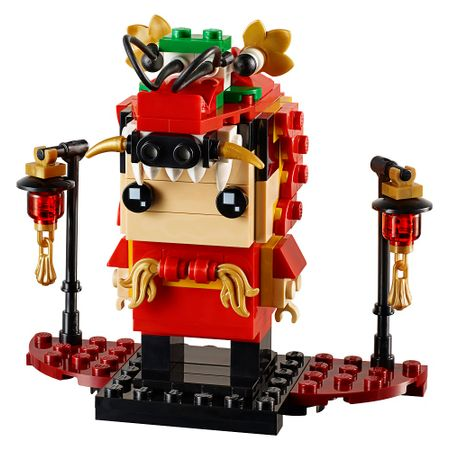 LEGO BrickHeadz - Dragon Dance Guy
