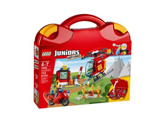LEGO Juniors Mala de Combate ao Fogo Código: 10685