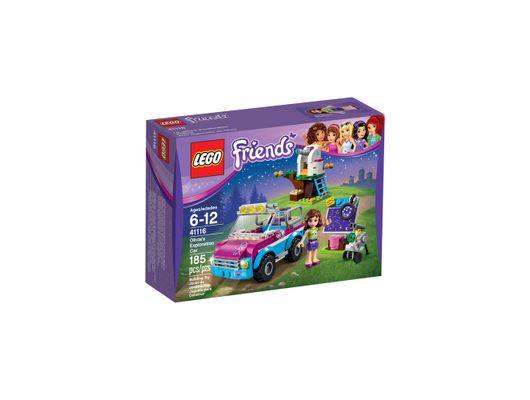 LEGO Friends - O Carro de Exploração da Olivia Código: 41116