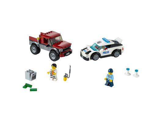 LEGO City - Perseguição Policial Código: 60128