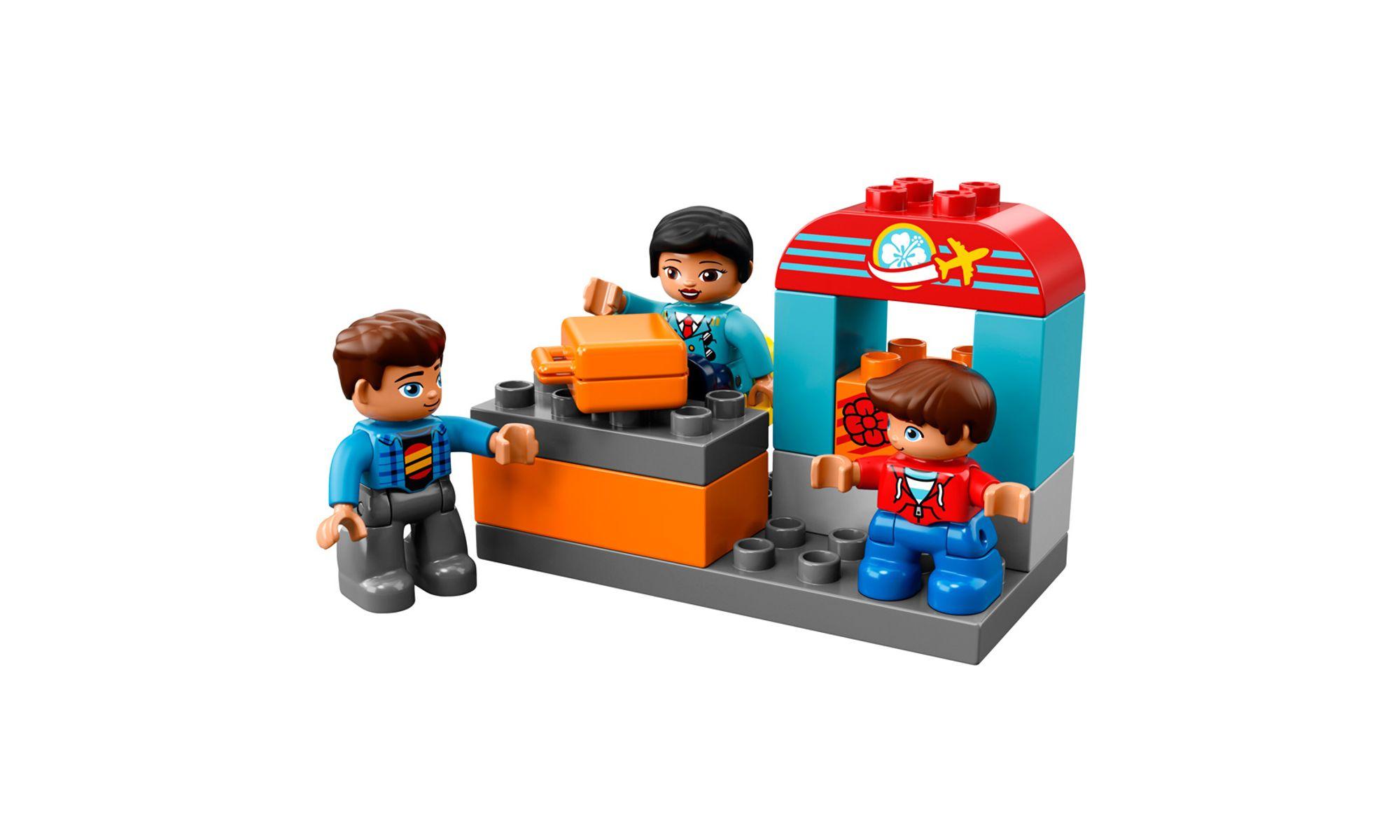 Aeroporto Lego : Lego duplo aeroporto lego