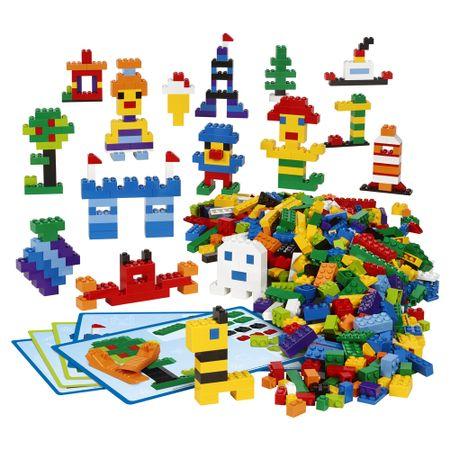 Conjunto Criativo de Blocos LEGO
