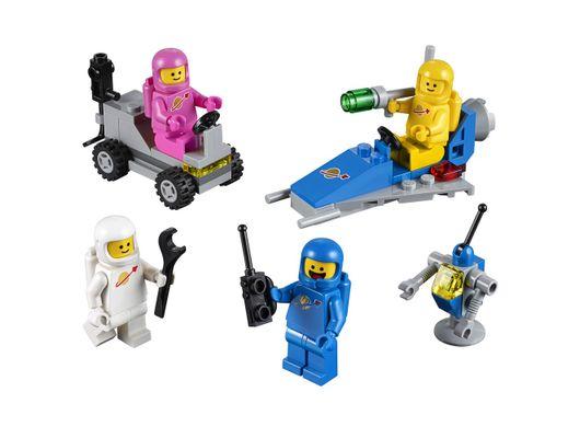 LEGO The Movie - Esquadrão Espacial do Benny Código: 70841