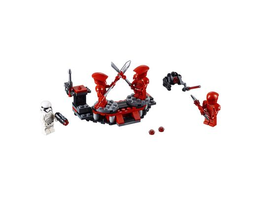LEGO Star Wars - Guardas de Elite Pretoriana Código: 75225