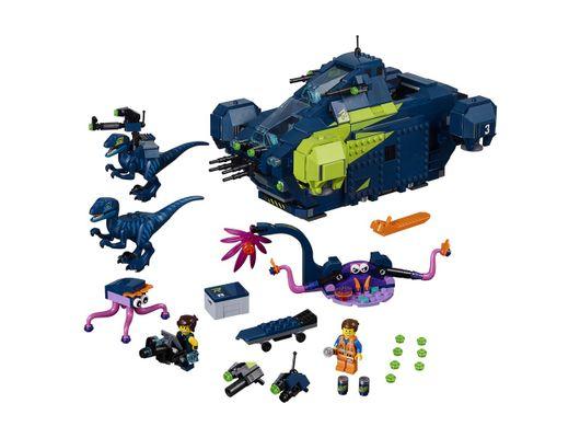 LEGO The Movie - O Rexplorer Código: 70835