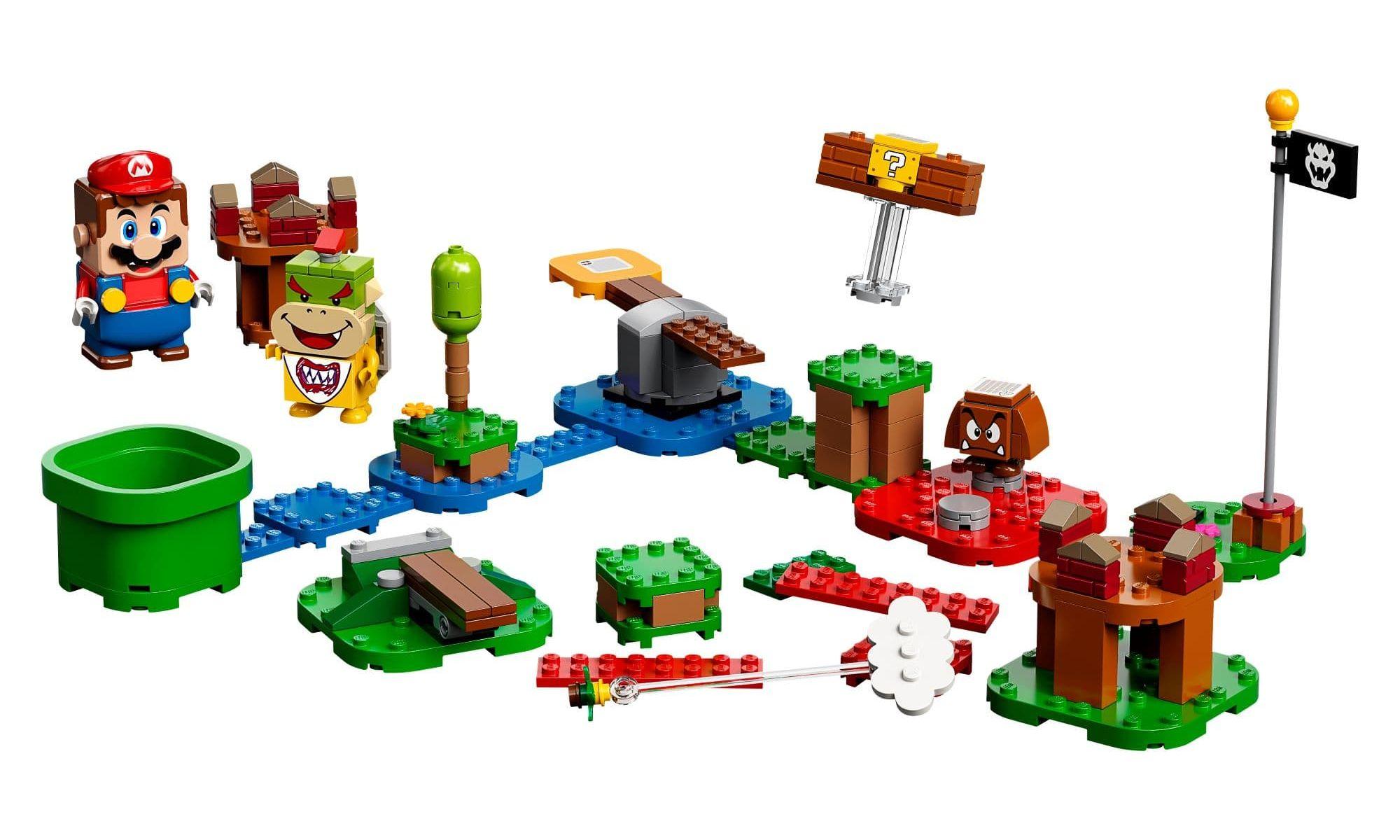 Lego Super Mario tem preço oficial revelado no Brasil 4